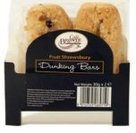 Bronte Cafe Fruit Shrewsbury Dunkers 30g - 2x24
