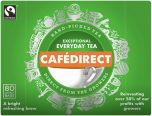 Cafédirect Fair Trade Hand-Picked Everyday Tea 250g (80's) x6