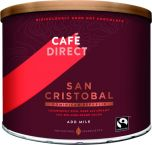 Cafédirect Fair Trade San Cristobal Drinking Chocolate (Catering) 1kg x4