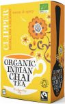Clipper Fair Trade & Organic Indian Chai Tea Bags 60g (20's) x6