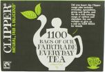 CLIPPER  EVERYDAY TWO CUP 1100 TEABAGS x 2