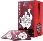 Clipper Organic Redbush Infusion String, Tagged and Enveloped Tea Bags 50g (25's) x6