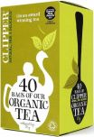 Clipper Organic Everyday Tea Bags 125g (40's) x6
