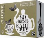Clipper Fair Trade & Organic Earl Grey Tea Bags 200g (80's) x6