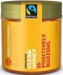 Equal Exchange Fair Trade & Organic Clear Honey 500g x10