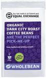 Equal Exchange Organic Dark Roast Coffee Beans 227g x8