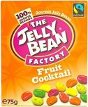 Jelly Bean Factory Fair Trade Fruit Cocktail 75g x16