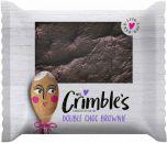 Mrs Crimble's Belgian Double Chocolate Brownie Slice 58g x24