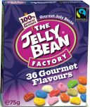 Jelly Bean Factory Fair Trade Gourmet Mix 75g x16