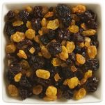 Traidcraft Fair Trade Mixed Fruit (Raisins, Sultanas, Currants and Fruit Peel) 500g x6