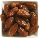 Traidcraft Fair Trade & Organic Pitted Dates 250g x6