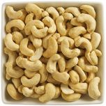 Traidcraft Fair Trade & Organic Cashew Nuts 150g x6