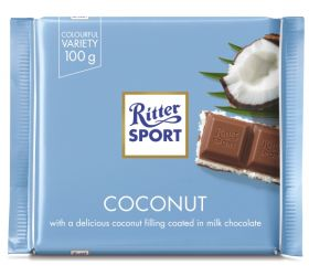 Ritter Sport Coconut 100g x12