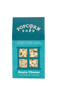 Popcorn Shed Goats Cheese 55g x10