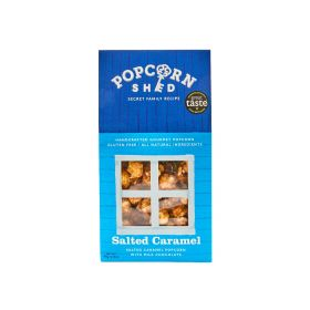 Popcorn Shed Salted Caramel 80g x10