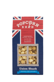Popcorn Shed Union Shack British 80g x10