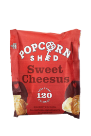 Popcorn Shed Sweet Cheesus Snack Pack 19g x16