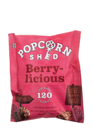 Popcorn Shed Berry-licious Snack Pack 24g x16