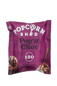 Popcorn Shed Pop N Choc Snack Pack 24g x16