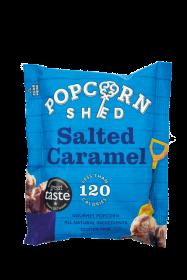 Popcorn Shed Salted Caramel Snack Pack 24g x16
