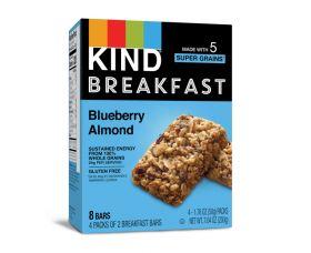 KIND Breakfast Blueberry Almond 2x25g