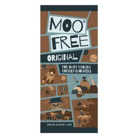 Moo Free Large Milk Chocolate Bars 80g x12