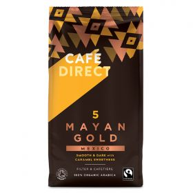 Cafedirect FT R&G Mayan Gold Organic 6x227g