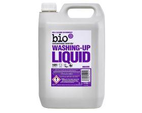 Bio-D Washing-up Liquid with Lavender 4 x 5L