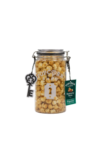 Popcorn Shed Butterly Nuts Gift Jar 225g x6