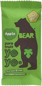 Bear Pure Fruit Apple Yoyos 20g x18