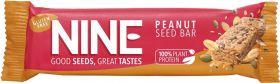 Nine Peanut Seed Bar 40g x20