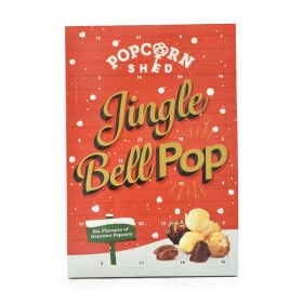 Popcorn Shed Advent Calendar 112g x6