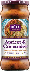 Al'Fez Apricot and Coriander Moroccan Tagine Cooking Sauce 350g x6