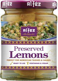 Al'Fez Preserved Lemons 300g x6