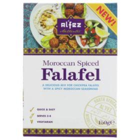 Al'Fez Moroccan Spiced Falafel Mix 150g x12