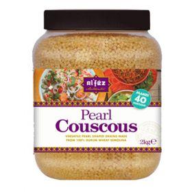 Al'Fez Pearl Couscous 2kg Jar x3