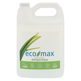 Eco-Max All Purpose Cleaner Lemongrass 4L x4