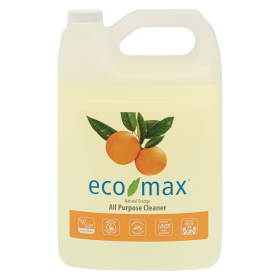 Eco-Max Washing-Up Liquid Orange 4L x4
