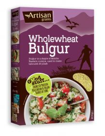 Artisan Grains Wholewheat Bulgur 6x200g