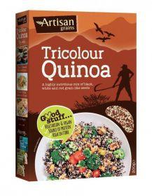 Artisan Grains Tricolour Quinoa 6x200g