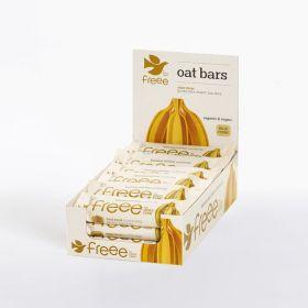Doves Farm Freee Org. Banana Oat Bar with Hemp (Multipack) 35g x28
