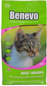 Benevo Complete Adult Vegan Cat Food 2kg x1