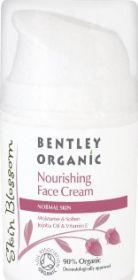Bentley Organic Nourishing Face Cream 50ml x6