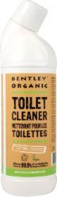 Bentley Organic Toilet Cleaner 1 litre x6