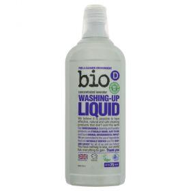 Bio-D Washing-up Liquid with Lavender 12 x 750mls