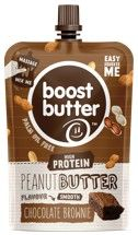 Boostball Chocolate Brownie Protein Boost Butter 45g x8