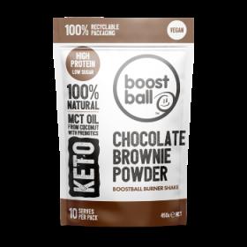 Burner Shake Choc Brownie 450g  Burner Protein Powder