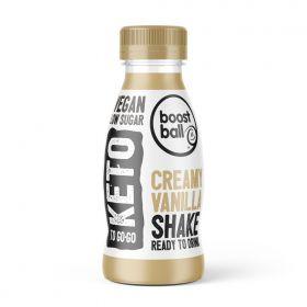 Creamy Vanilla Shake 310ml  Keto Ready to go Drink
