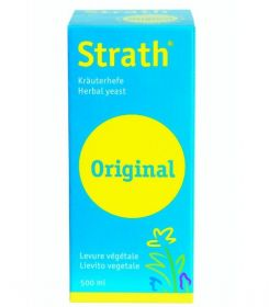 Bio-Strath Herbal Yeast 500ml x6