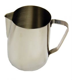 Stainless Steel Steaming Pitcher 0.6 Litre (x1) ~
